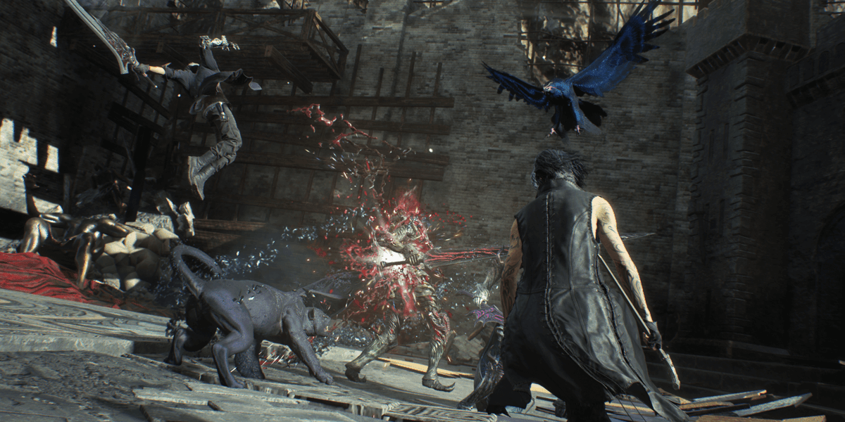 Devil May Cry 5 - Recensione 8 - Hynerd.it