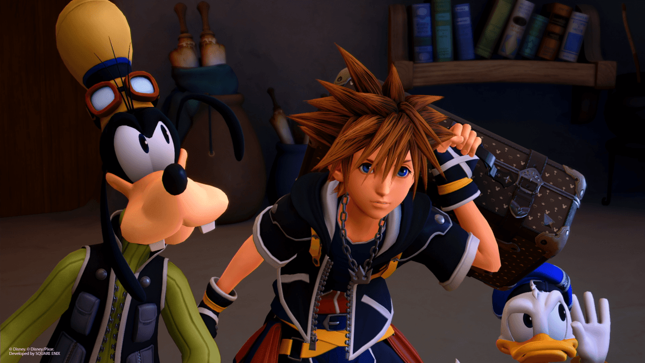 Kingdom Hearts III - Recensione, NO Spoiler! 3