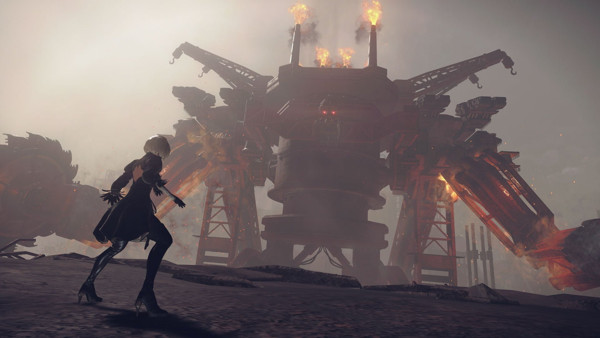 Quattro chiacchiere su NieR: Automata Game of the YoRHa Edition 2