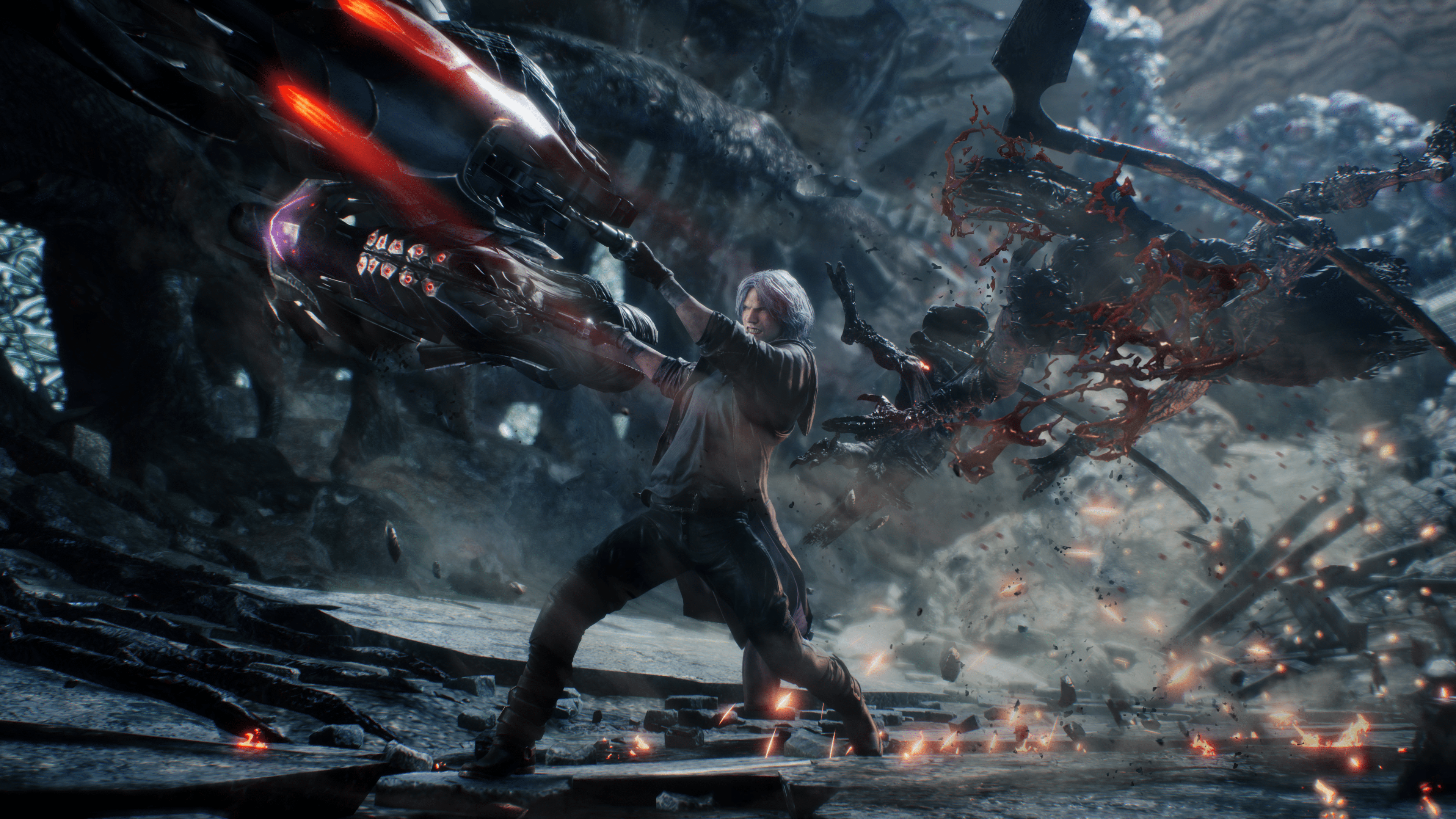 Devil May Cry 5 - Recensione 4 - Hynerd.it