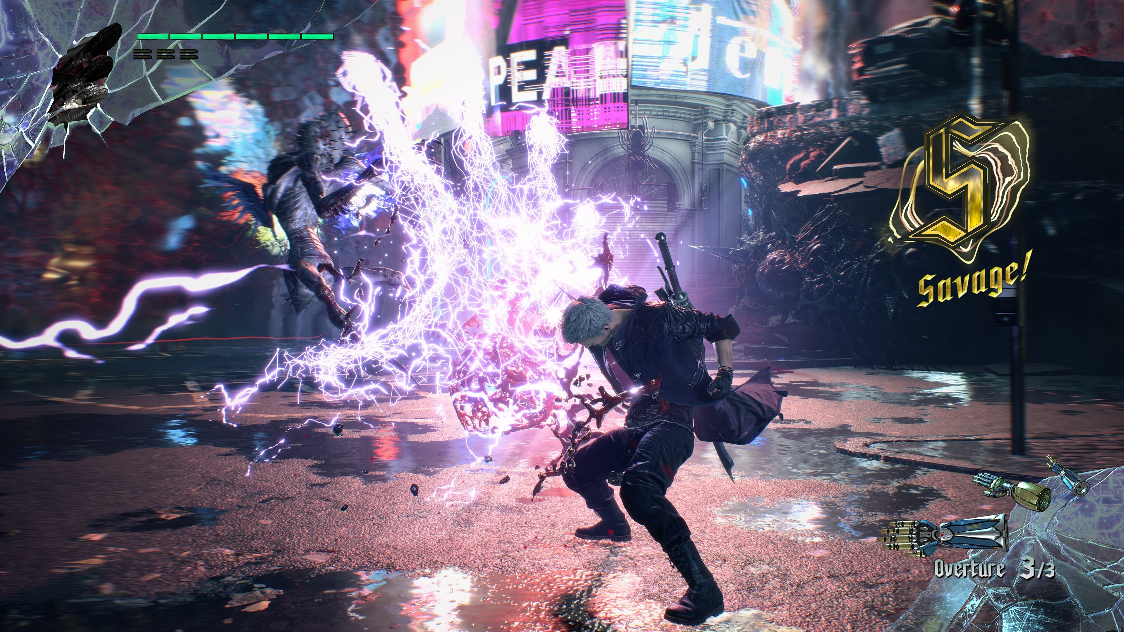Devil May Cry 5 - Recensione 9 - Hynerd.it